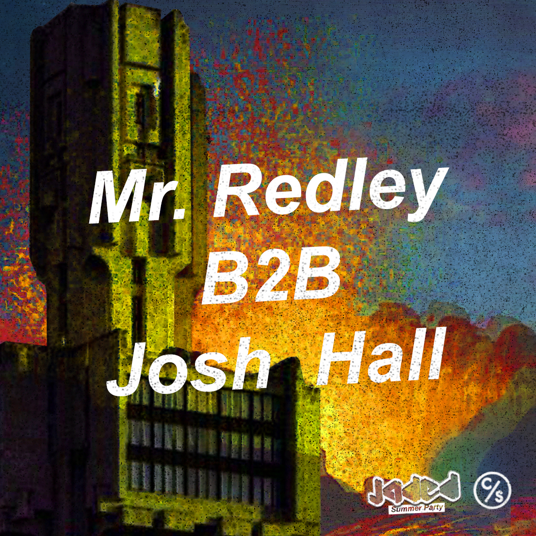 Choose Your Weapons: Mr. Redley B2B Josh Hall